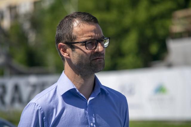Tomasz Poręba apeluje w sprawie strategicznej inwestycji dla mieleckiego sportu