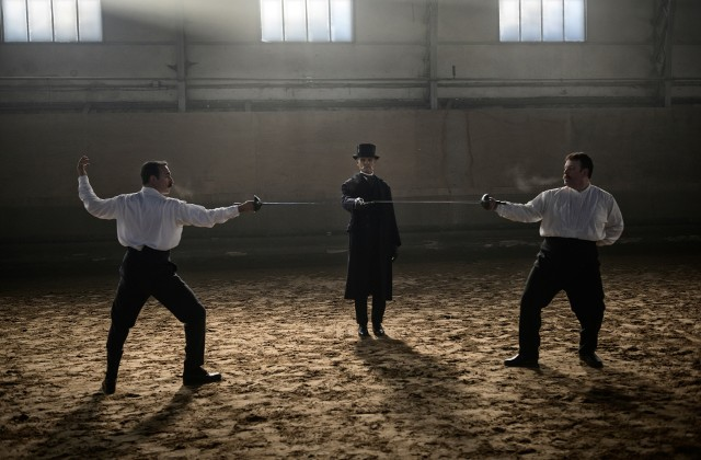 """Roman Polański w filmie """"Oficer i szpieg"""" opowiada o """"sprawie Dreyfusa"""" w konwencji szpiegowskiego thrillera"""