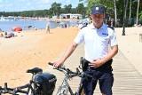 Wzmożone kontrole nad zalewem w Sielpi. Policjanci bezlitośni dla pijanych kierowców i pływających na rowerkach wodnych [WIDEO]