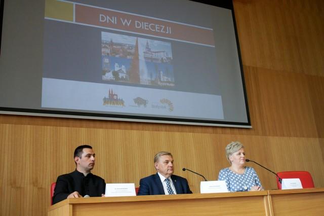 Ks. Rafał Arciszewski zapewniał, że plan Światowych Dni Młodzieży w Białymstoku jest dobrze przygotowany
