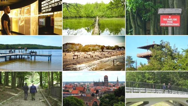 """Wybierzcie się z nami na wycieczkę! Przypominamy nasz cykl """"Weekend z PKM"""" i zapraszamy do oglądania wideo z niezwykłych miejsc na Pomorzu!Kliknijcie w kolejne zdjęcia (strzałka w prawo) i zobaczcie nagrania! Niech to będzie inspiracja do weekendowej wycieczki po naszym regionie."""