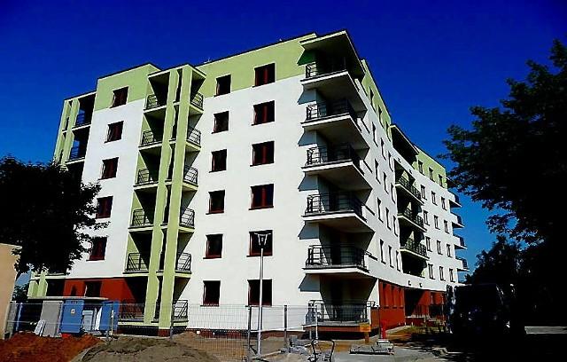 Nagrodzony budynek przy ul. Mławskiej 17A w RypinieTak wygląda nagrodzony budynek przy ul. Mławskiej 17A w Rypinie