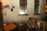 Pożar mieszkania na 6 Sierpnia [zdjęcia]
