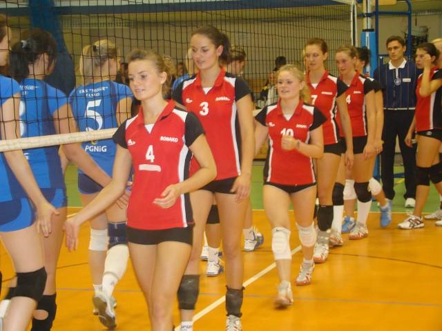 Pierwszy mecz Pogoni na szczeblu II ligi, 26 września 2009 z MOSiR Jasło.