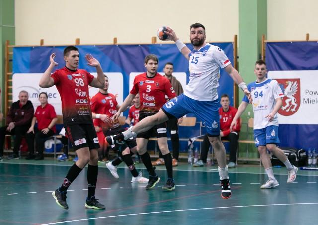 Wiktor Jędrzejewski ponownie zjawił się w Mielcu wiosną 2019 roku