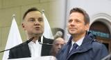 Wybory prezydenckie 2020. Wyniki PKW z 87 proc. obwodów. Duda - 45,24 proc.,Trzaskowski 28,92 proc.