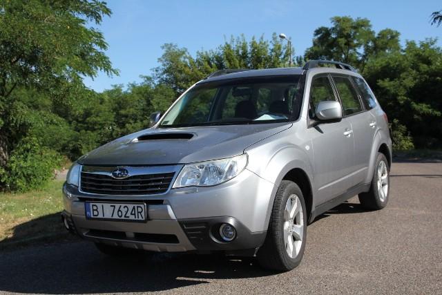 Subaru Forester, rok 2010/11. 2,0 diesel, cena 31 900zł