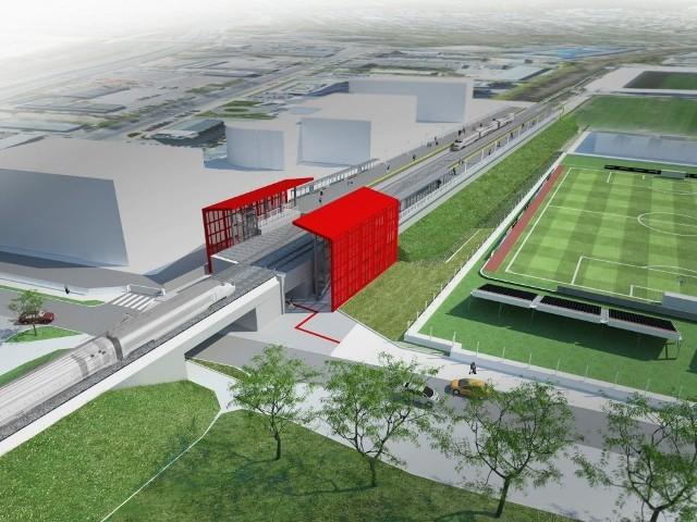 Przystanki Gdynia Stadion i Gdynia Karwiny mają być gotowe pod koniec 2016 roku