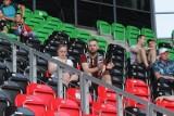 GKS Tychy nie zagra o Ekstraklasę! Zdjęcia załamanych kibiców po meczu z Łęczną
