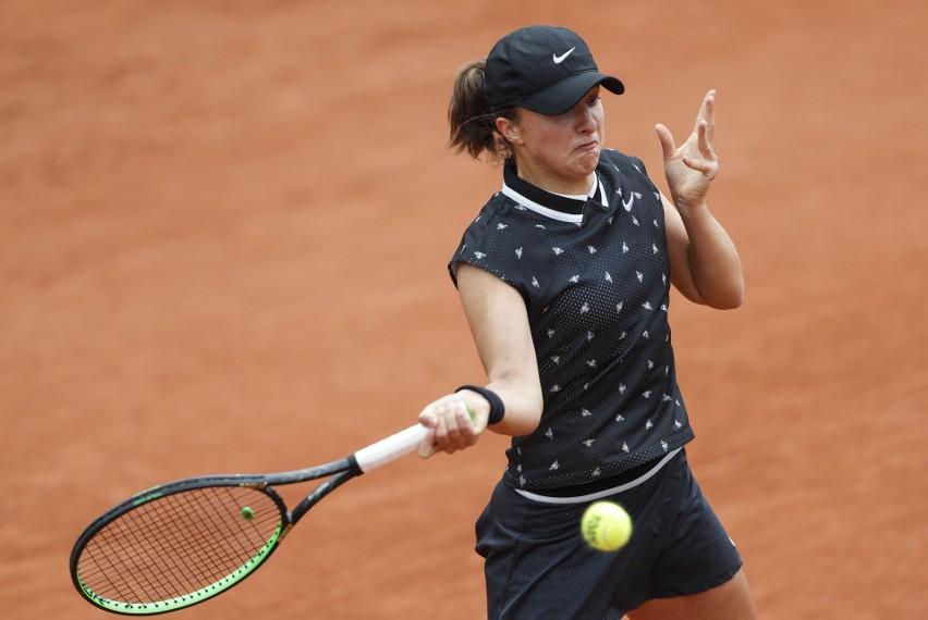 Rok temu Iga Świątek dotarła do 1/8 finału Roland Garros