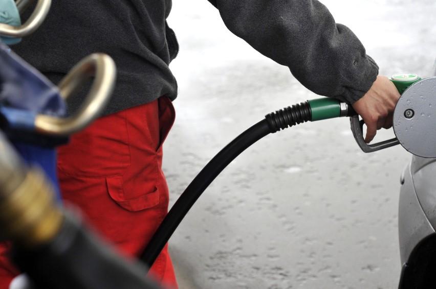 Znowu podwyżki cen paliw na święta