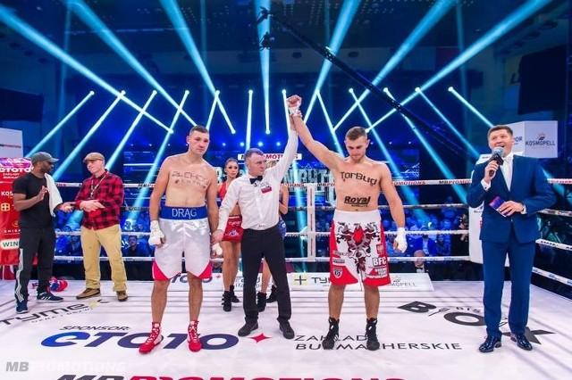 Krzysztof Zimnoch przegrał na gali w Radomiu