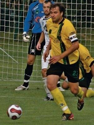 Jedną z gwiazd II ligi jest Witold Wawrzyczek, który wiele sezonów spędził niemieckiej Bundeslidze Fot. Artur Bogacki