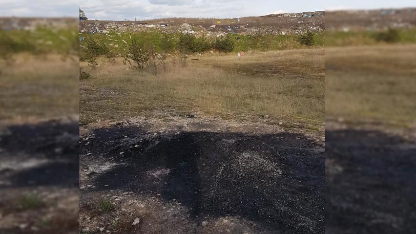 Wylewali ścieki, zakopywali śmieci - co się działo na gminnym wysypisku w Szymiszowie?