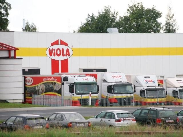 W zakładach Viola Lniano wstrzymano przetwórstwo mięsa.