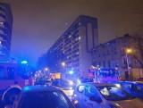 Łódź. Tragiczny pożar przy ul. Łącznej. W ogniu zginęła jedna osoba. Rozpoczął się proces oskarżonej o jego spowodowanie.