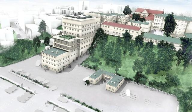 Inwestycja przy ul. Staszica w Lublinie ma zakończyć się w 2022 roku