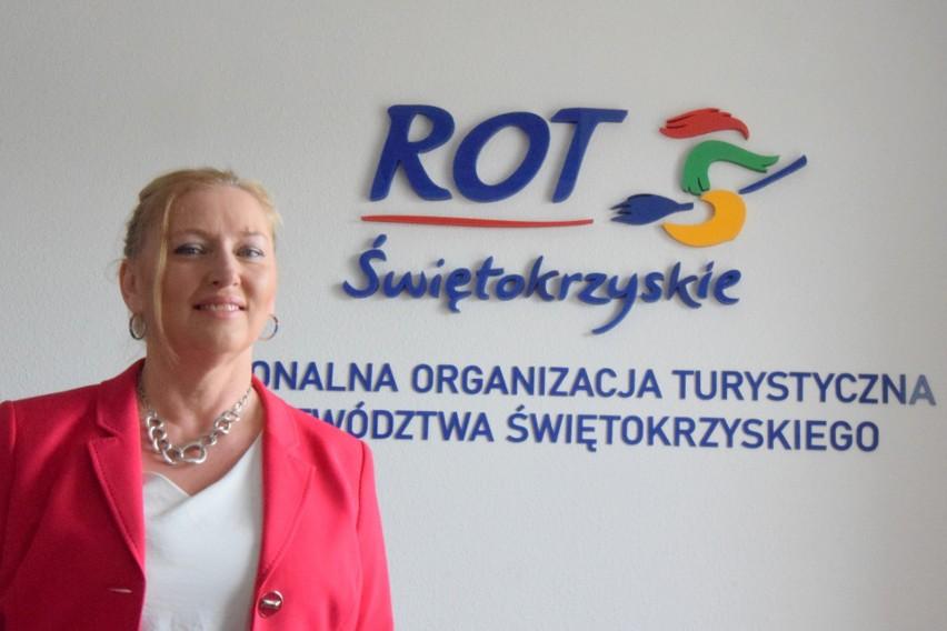 Małgorzata Wilk-Grzywna – dyrektor Regionalnej Organizacji...