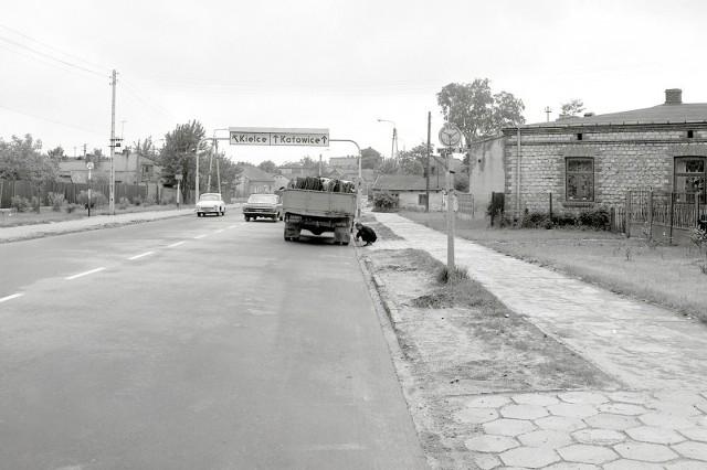 Zobaczcie archiwalne zdjęcia. Odcinek Częstochowa- Katowice