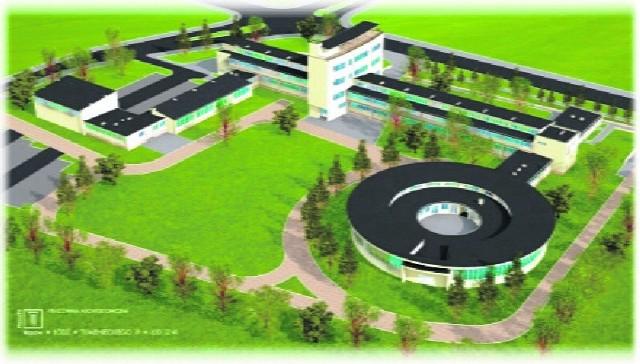 Dawna szkoła ma zostać przekształcona w hospicjum, a z czasem w specjalistyczny ośrodek.