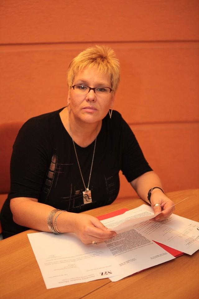 Pani Agnieszka: w szpitalu płakałam z bólu, nikt nie pomógł