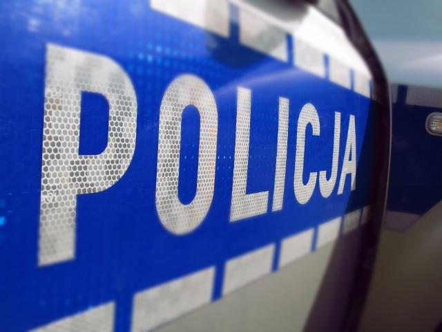 Policjanci zatrzymali nietrzeźwego kierowcę.
