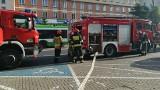 Ul. Skłodowskiej-Curie: Pożar w Barze Express. Na kuchence zapalił się olej. Lokal będzie dziś nieczynny [ZDJĘCIA]