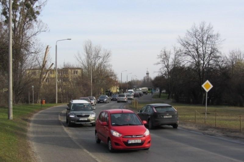Naramowicka, czy koszmar kierowców samochodów i pasażerów...