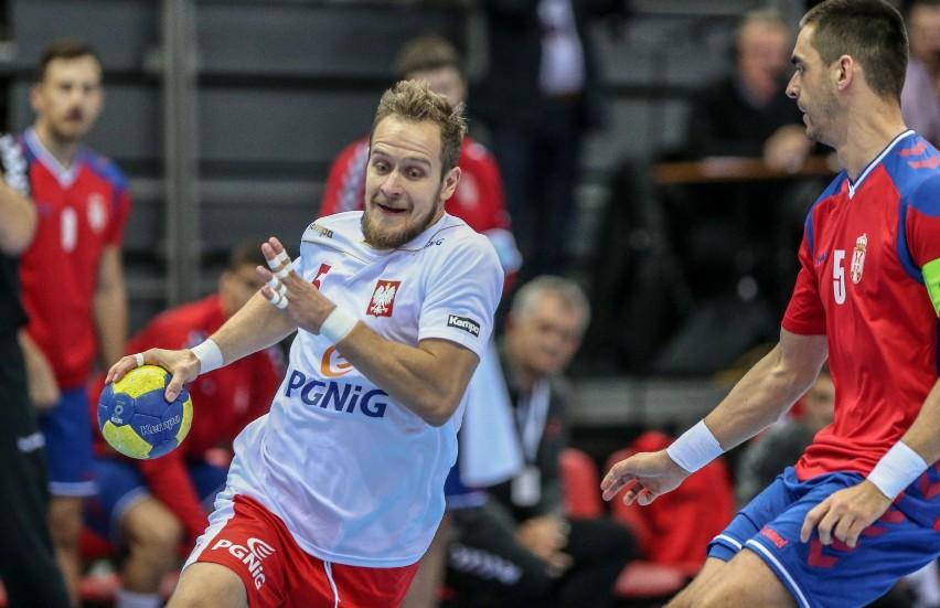 W listopadzie ubiegłego roku Polska przegrała z Serbią w...