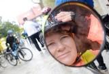 Z Zielonej Góry ruszył rajd rowerowy do Bożego Grobu w Żaganiu. Zobacz, kto pojawił się na starcie! [ZDJĘCIA]