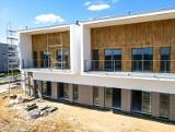 W nowym DPS na Strzeszynie trwają prace wykończeniowe. Zakończenie robót planowane jest na ostatni kwartał 2021 roku