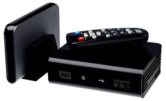 Urządzenie WD TV Media Player
