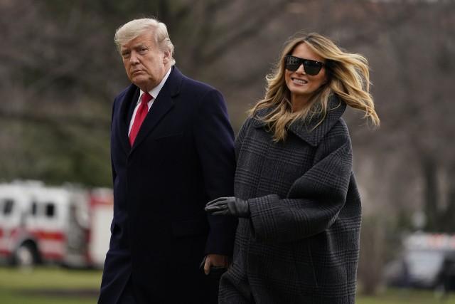 Melania Trump po zamieszkach w Kapitolu: Jestem rozczarowana i zniechęcona tym, co wydarzyło się w zeszłym tygodniu