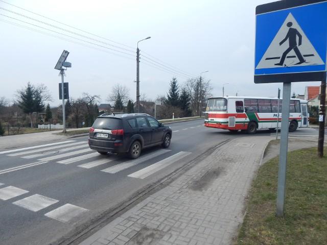 Nie ma większych szans na to, aby na drodze krajowej w Krośnie powstało przejście dla pieszych z sygnalizacją świetlną.