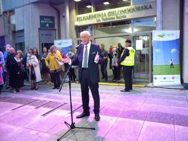 Czesław Grabowski po 35 latach pracy odchodzi na emeryturę