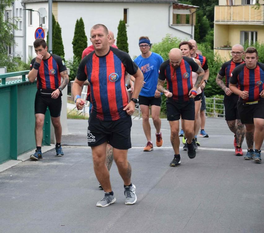 Biegaj z Odrą podczas treningu z Dawidem Wolnym