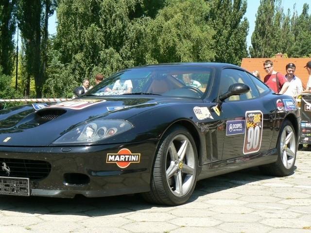 Rage Race 2009Niesamowite samochody zjechal do Szczecinka.