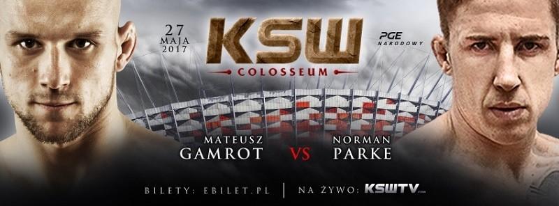 Mateusz Gamrot to jeden z niewielu niepokonanych zawodników MMA w Polsce