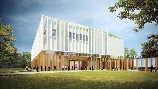 Już za 5 lat poznaniacy będą cieszyć się nowym innowacyjnym szpitalem. Na Grunwaldzie za blisko 600 mln zł Uniwersytet Medyczny w Poznaniu wybuduje Centralny Zintegrowany Szpital Kliniczny o powierzchni 45 tys. mkw. Jeden szpital wchłonie dwa, które dotychczas funkcjonują osobno, a dzielnica zyska m.in. SOR i pomoc dla ponad 70 tys. pacjentów rocznie.