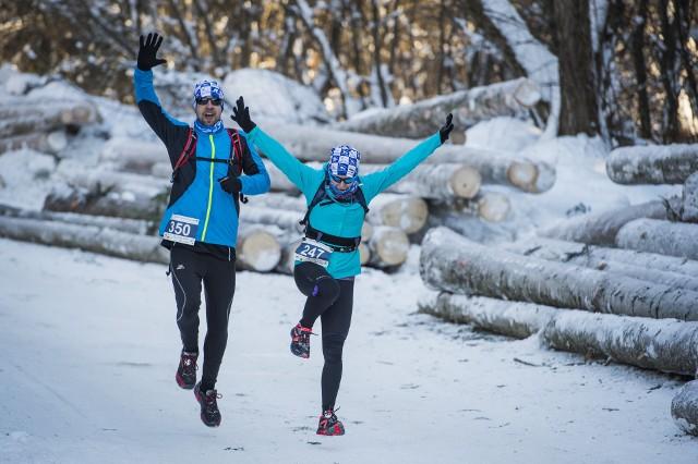 W weekend VII edycja Zimowego Maratonu Bieszczadzkiego w Cisnej