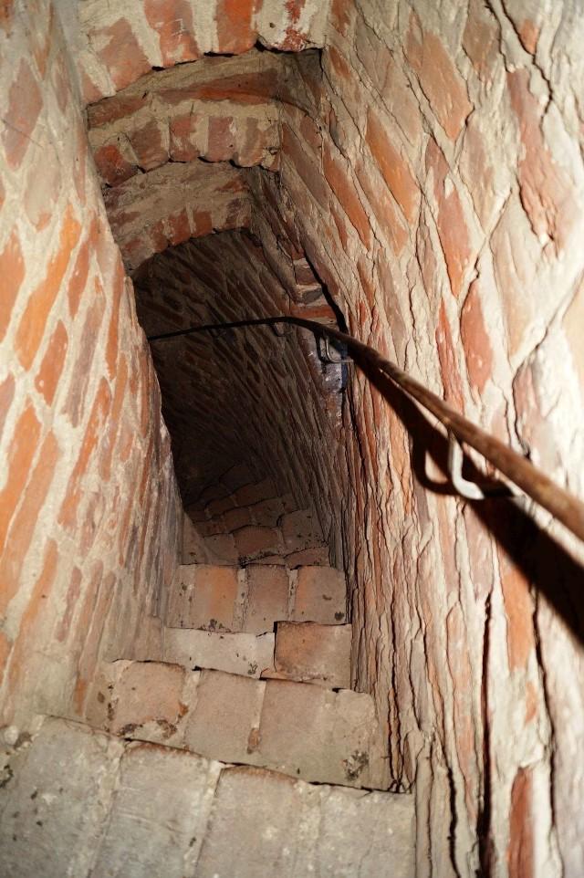 Pełen tajemnic Podziemny Tunel – to tylko część aspektów legend, którymi żyje zamek w Golubiu-Dobrzyniu
