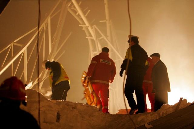 Zawalenie się hali Międzynarodowych Targów Katowickich to największa katastrofa budowlana w historii współczesnej Polski