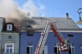 Tragiczny pożar w Ostrowie Wielkopolskim. Jedna osoba nie żyje