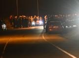 Nielegalne wyścigi. Do Kostrzyna skierowano patrole z innych miast. Sprawą zajmie się prokuratura