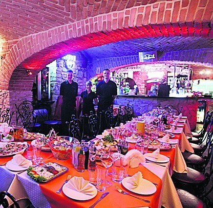 Restauracja w Ratuszu cieszy się dużym zainteresowaniem