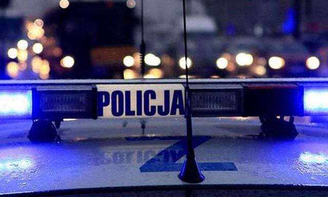 Policja wprowadziła ruch wahadłowy