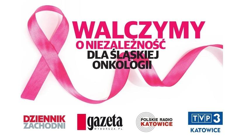 Walczymy o niezależność dla śląskiej onkologii