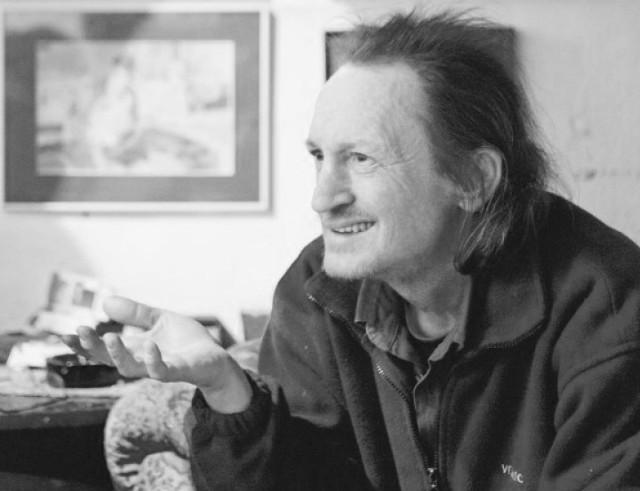 Zygmunt Moryto (1954 r. - 2021 r.) malarz i grafik