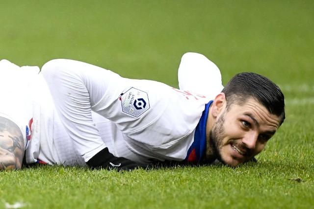 Kolejny piłkarz PSG okradziony. Mauro Icardi stracił równowartość 400 tys. euro