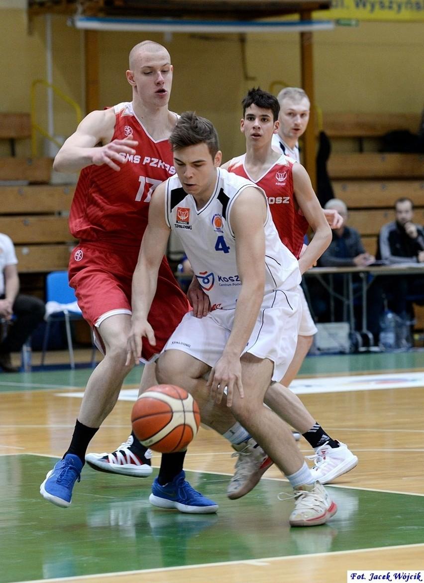 Koszykówka: Żak Koszalin - SMS PZKosz Władysławowo 106:73 [ZDJĘCIA]